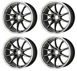 Work Emotion Zr10 19x10.5 +30 +23 +15 5x114.3 Gtkrc From Jp [order Products]