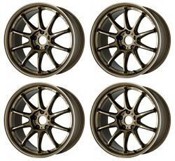 Work Emotion Zr10 19x10.5 +30 +23 +15 5x114.3 Hglc From Japan [order Products]