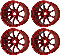 Work Emotion Zr10 18x10.5 +22 +12 5x114.3 Car From Japan [order Products]