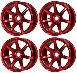 Work Emotion T7r 18x10.5 +22 +12 5x114.3 Car From Japan [order Products]