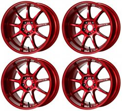 Work Emotion D9r 19x10.5 +30 +23 +15 5x114.3 Car From Japan [order Products]