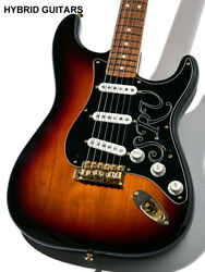 Fender Usa Stevie Ray Vaughan Stratocaster 3ts 2013 Used Electric Guitar
