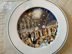 Collectors Plate Guy Buffet Both For 50.00