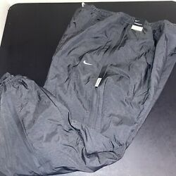 Nike Therma Standard Issue Mens Basketball Pants With Fleece Lined 3xl Darksmoke
