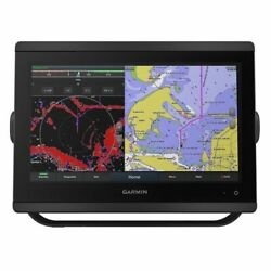 Garmin Gpsmap 8612 12 Inch Touchscreen Chartplotter With Mapping