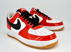 Nike Air Force 1 Low Unlocked Patent Chicago's Men's Size 10 In Stock