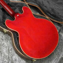 Gibson Es-335 Dot 2019 Antique Faded Cherry With H/c Perfect Packing From Japan