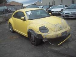 Driver Front Door Manual Folding Mirrors Hatchback Fits 12-19 Beetle 1062992