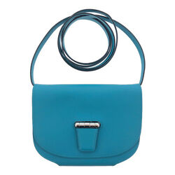 Hermes Minicompon Buyers Voaiyur Vossift Blue Light Shawl Leather