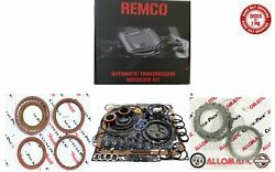 4l65e 04 up transmission rebuilt kit master stage 1 raybestos red clutches and $240.00