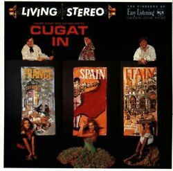 Xavier Cugat - In France, Spain And Italy - Cd - Import - Brand New/still Sealed