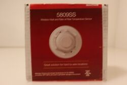 Honeywell 5809ss Wireless Heat And Rate Of Rise Temperature Sensor Detector