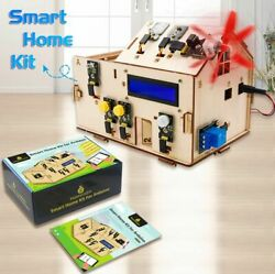Smart Iot Home Kit Plus Board Starter Diy Projects Stem Programming For Arduino