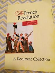 French Revolution A Document Collection By Laura Mason And Tracey Rizzo Brand New