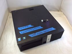 Micros Res 3700 5 Windows 7 Pos Server And Usb Dongle Hp Rp5800 Retail Pc