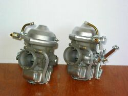 Pair Of Rotax 912-s Carburetors Brand New Carbs With New Style Floats