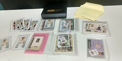 International Collectors Society Princess Diana Stamp Collection Large Lot Coa
