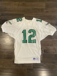Team Issue 80's Philadelphia Eagles Randall Cunningham Russell Athletic Jersey