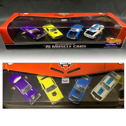 Hot Wheels And03970 Muscle Cars 30th Anniversary Series 4 Boxed 11.8 From Japan