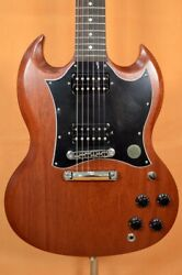 Gibson Sg Tribute Vintage Cherry Satin With Hard Case Safe Delivery From Japan