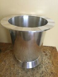 Christofles Silver Plated Champaign Ice Bucket - Rare