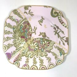 Royal Albert Butterfly Square Plate Zandra Rhodes My Favorite Things Pink 8