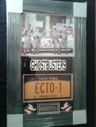 Ghostbusters 2016, Cast Signed, 11 X 14 Color Print, Custom Framed, With C.o.a.