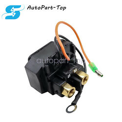 New Starter Relay Solenoid For Yamaha Outboards 68v-8194a-00-00 Usa A