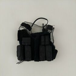 Gi Joe 1/6 Scale Tactical Utility Vest For Most 12 Inch Action Figures Bbi 21st
