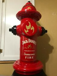 Jack Danieland039s Tennessee Fire Hydrant Man Cave Display Decor Whisky Sign Whiskey