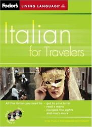 FODOR#x27;S ITALIAN FOR TRAVELERS CD PACKAGE 2ND EDITION *Excellent Condition* $21.49