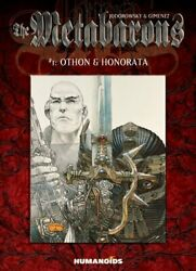 Metabarons 1 Othon And Honorata By Alejandro Jodorowsky Mint Condition