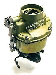 19501959 Chevy And Gmc Remanufactured Rochester 1 Barrel Carburetor 235 Eng