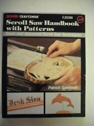 Scroll Saw Handbook With Patterns By Patrick E Spielman Mint Condition
