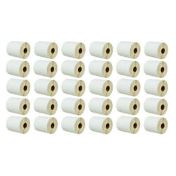 30rolls Direct Thermal Shipping 750 Labels 4x2 For Zebra Lp2824 Lp2844 Lp2442