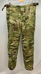 Large Arcteryx Leaf Fusion Multicam Windstopper Insulated Pants - Special Order