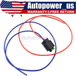 1x Outer Ambient Air Temperature Plug Pigtail Wiring For Mercedes C/cls/g/e