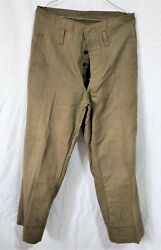 Wwii Japan Class 3 Trousers Sailor, Ground Troops And Rikusentai