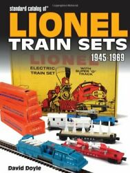Standard Catalog Of Lionel Train Sets 1945-1969 By David Doyle Mint Condition