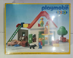 Vintage 1990 Playmobil 123 6800 Made In West Germany New Unopened