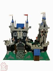 Lego Royal King Castle Discontinued Lego System Mint 6090