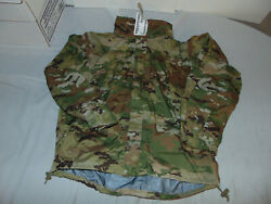 Nwt Us Military Issue Ecwcs Gen Iii Wet Weather Parka Multicam Ocp Small Short