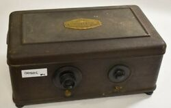 Vintage Atwater Kent 42 Breadbox With 7 Tubes