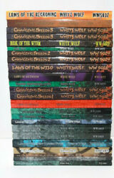 White Wolf Mind's Eye Theatre Books Same Day Shipping