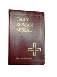 Daily Roman Missal 2004 6th Edition Our Sunday Visitor Mtf Bonded Leather