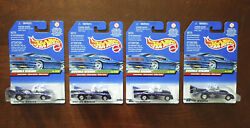 4x Hot Wheels 2000 Th Double Vision