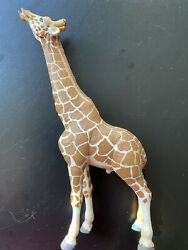 Giraffe Schleich Figure Made In Germany 2008 7quot; PreOwned Perfect Condition