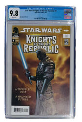 Star Wars Knights Of The Old Republic 9 Cgc 9.8 1st Full Revan Hot Hot Hot🔥