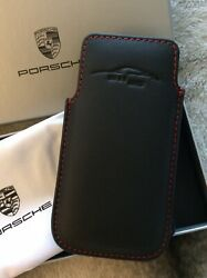 Porsche 911 Leather Case Gift Set - Rrp Andpound59