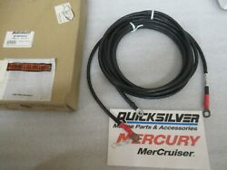 T13 New Quicksilver Marine Boat Battery Cable Kit Part 84-88439a50 Factory Oem